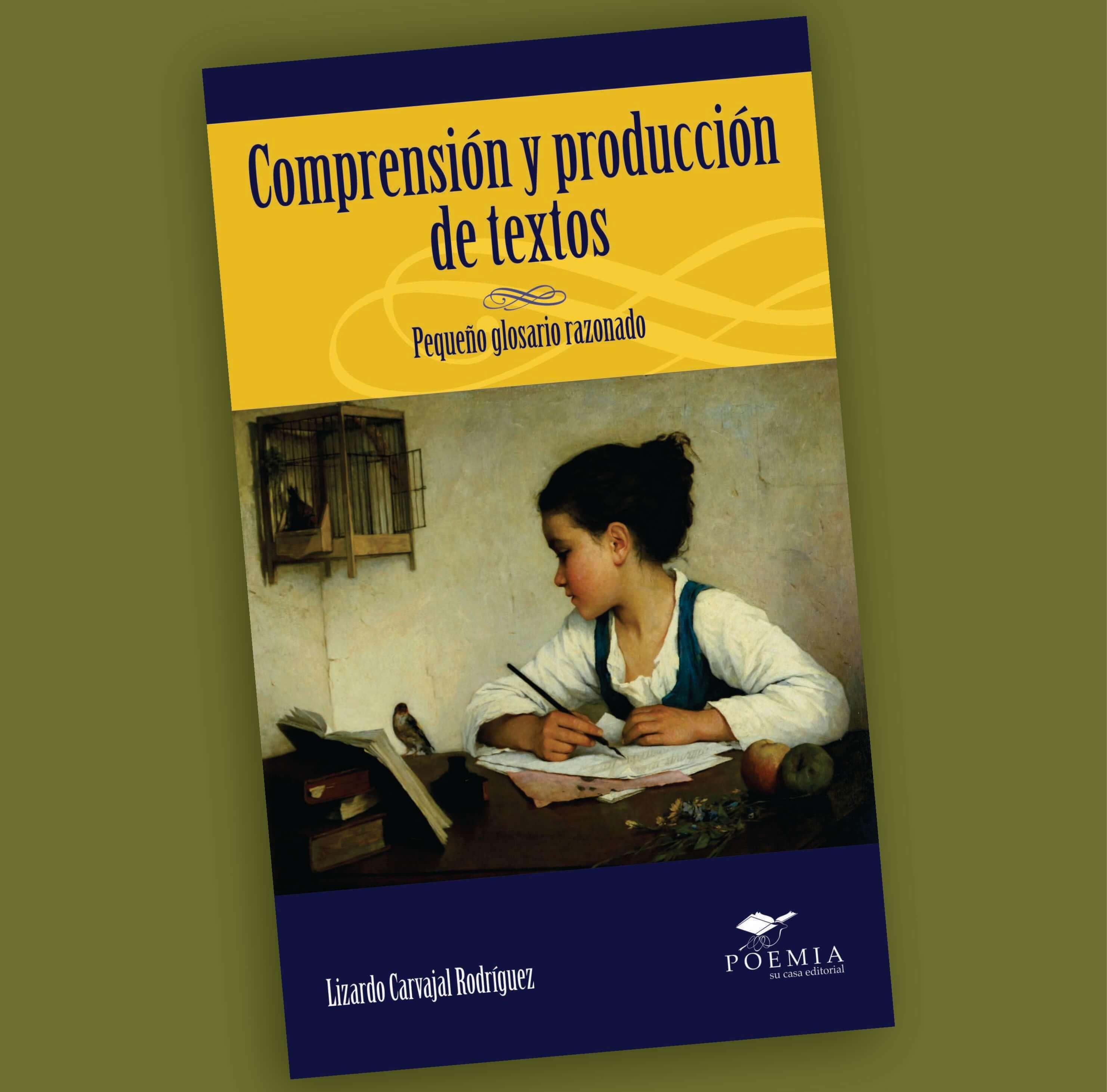 Comprensión y producción de textos-Lizardo Carvajal
