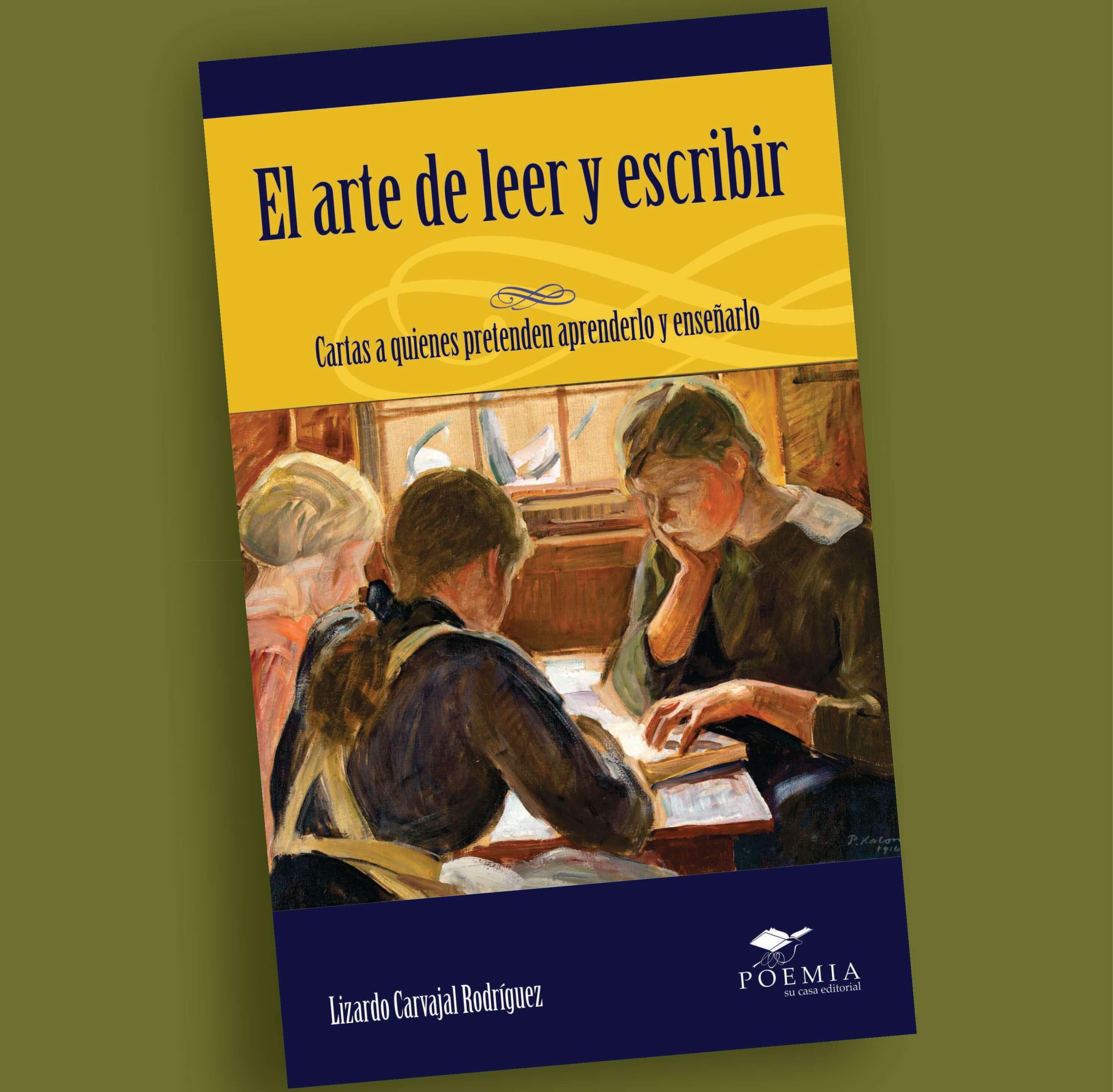 El Arte de leer y escribir-Lizardo Carvajal