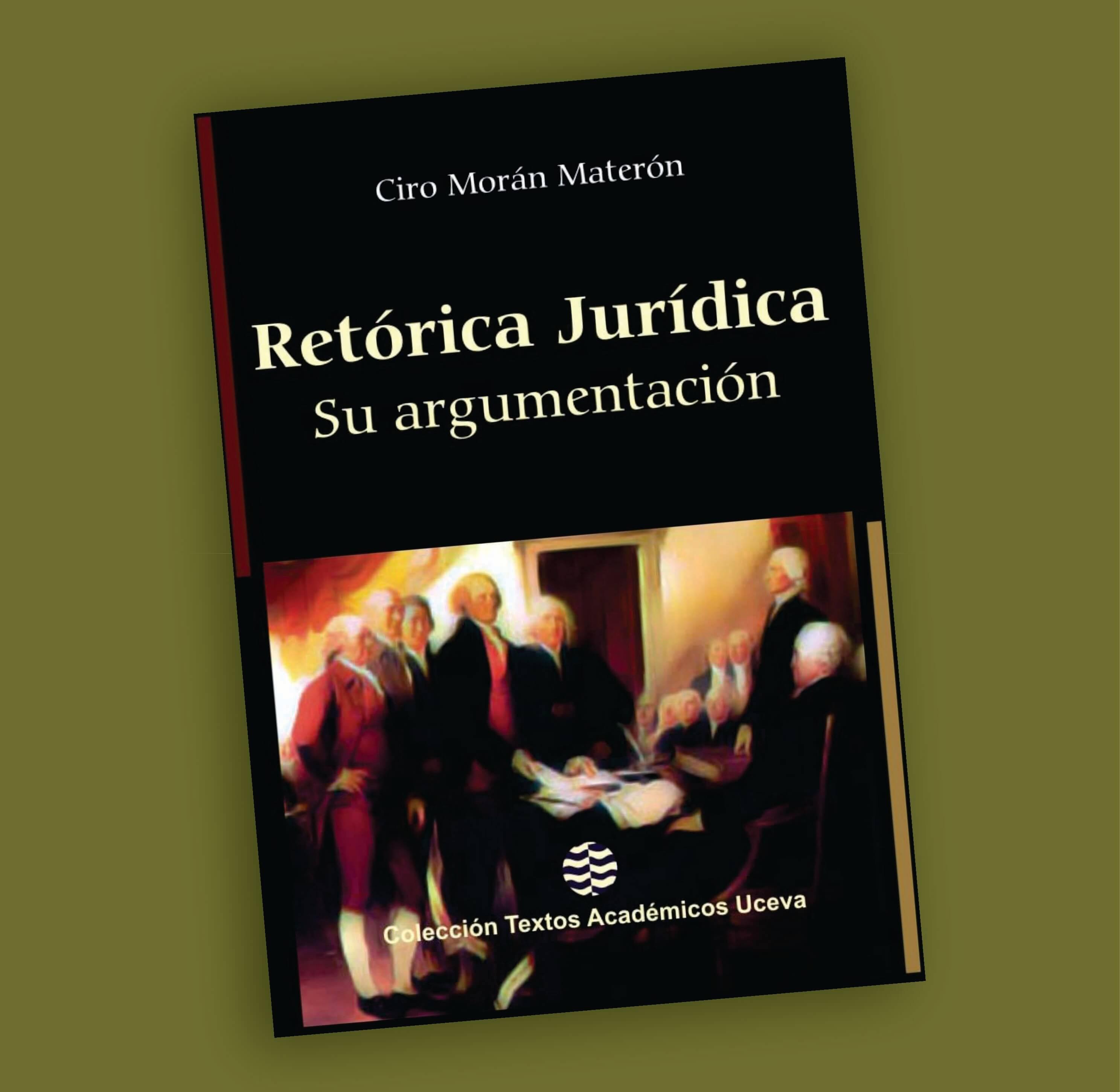 Retórica Jurídica-Ciro Morán Materón
